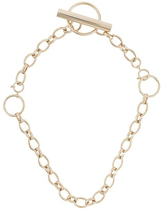 D'heygere Canister necklace