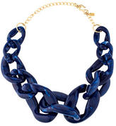 Kenneth Jay Lane Link Statement Necklace