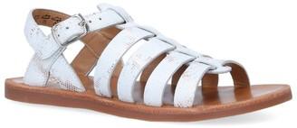 Pom D'Api Plagette Strap Palm Sandals