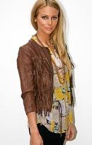 Illia Fringe Jacket