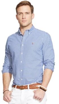 Polo Ralph Lauren Men's Long-Sleeve Oxford Shirt