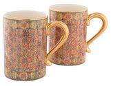 L'OBJET Tabriz Printed Mugs