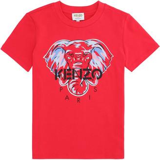 Kenzo Kids Kasimir Cotton T-shirt