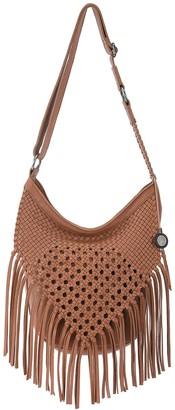 The Sak Filmore Leather Hobo Handbag