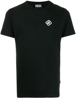Diesel Coca Cola-tape short-sleeved T-shirt