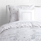 Dormify Mosaic Reversible Duvet Cover and Sham Set - Twin XL