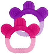 I Play Green Sprouts by 2-pk Sili Paw Teether