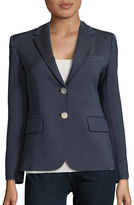 Weekend Max Mara Paese Pindot Wool-Blend Jacket