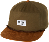 Brixton Fairlane Snapback Cap Green