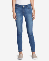 Eddie Bauer Women's Elysian Released-Hem Jeans