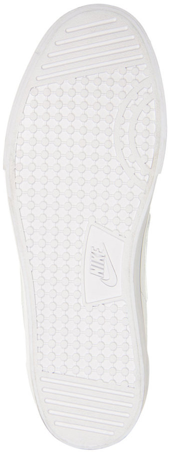 Nike Women's Capri III Leather Casual Sneakers from Finish Line