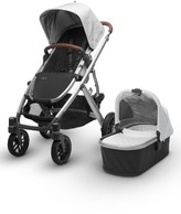 UPPAbaby Infant 2017 Vista Aluminum Frame Convertible Stroller With Bassinet & Toddler Seat