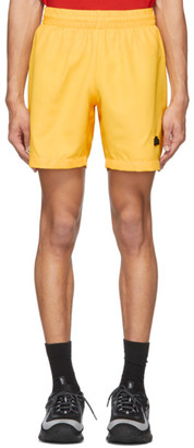 all in Yellow Light Shorts