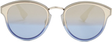 Christian Dior Nightfall dégradé mirrored sunglasses