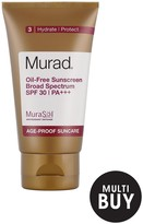 Murad ** Free Gift** Oil-Free Sunscreen Broad Spectrum SPF 30 | PA+++ 50ml & FREE Favourites Set*