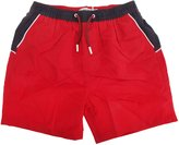 Brave Soul Childrens Boys Oceans Two Tone Lined Swim Shorts