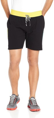 Jam Underwear Men's Paa Short Black/Mint X-Large