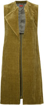 TOMORROWLAND long waistcoat