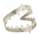 House Of Harlow Armor Claw Cuff in Silver