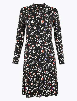 M&S CollectionMarks and Spencer Animal Print Jersey Swing Dress