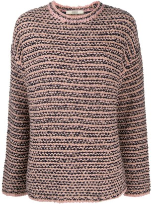 Odeeh Ribbed Knitted Jumper