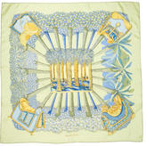 Hermes Ombres et Lumieres Silk Scarf