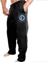 APINANNEI Men's Winnipeg Jets Pond Logo Workout Pants
