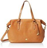 Brahmin Delaney Satchel Convertible Top Handle Bag