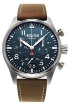Alpina Pilot Chronograph Watch