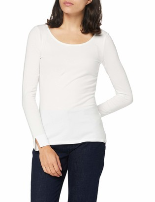 TOM TAILOR mine to five Women's Classic Round-Neck T-Shirt