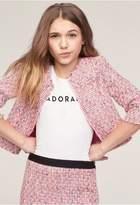 Milly Minis Paper Tweed Dori Jacket