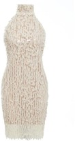 Lucille Backless Sequin Dress