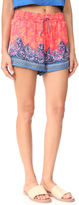 Free People San Paulo Shorts