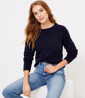 LOFT Boucle Sweater