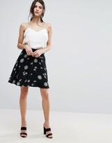 Selected Dandelion Print Skirt