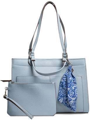 Anne Klein Double Handle Tote Bag