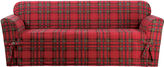 Sure Fit Highland Plaid 1PC Slipcover Sofa