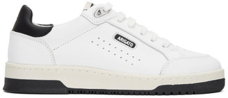 Axel Arigato White and Black Clean 180 Sneakers