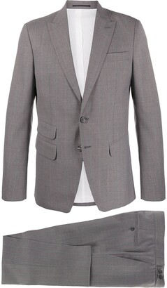 DSQUARED2 Two-Piece Striped Formal Suit