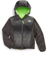 The North Face Boy's 'Breezeway' Reversible Wind Jacket