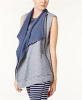 Calvin Klein Shawl-Collar Vest
