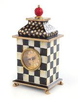 Mackenzie Childs MacKenzie-Childs Zig Zag Desk Clock