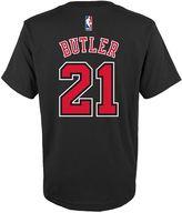 adidas Boys 8-20 Chicago Bulls Jimmy Butler Tee