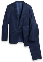 Tommy Hilfiger Tailored Collection Virgin Wool Stripe Suit