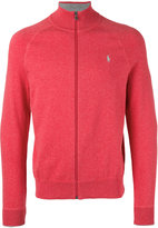 Polo Ralph Lauren zip up hoodie - men - Cotton - M
