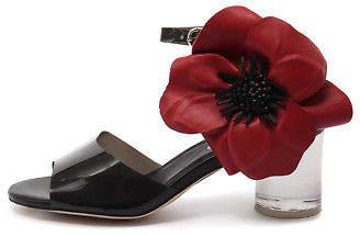 Django & Juliette New Salzberg Womens Shoes Dress Sandals Heeled