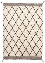 Dash & Albert Geo Print Wool Rug