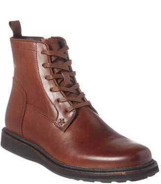 John Varvatos Star B Lug Lace Leather Boot
