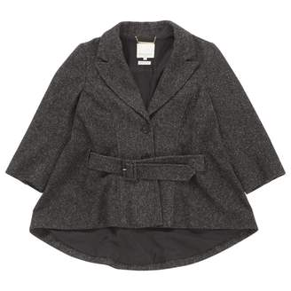 Opening Ceremony Grey Wool Jackets