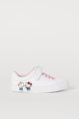 H&M Trainers with print motifs